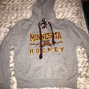 U of M Hockey Hoodie